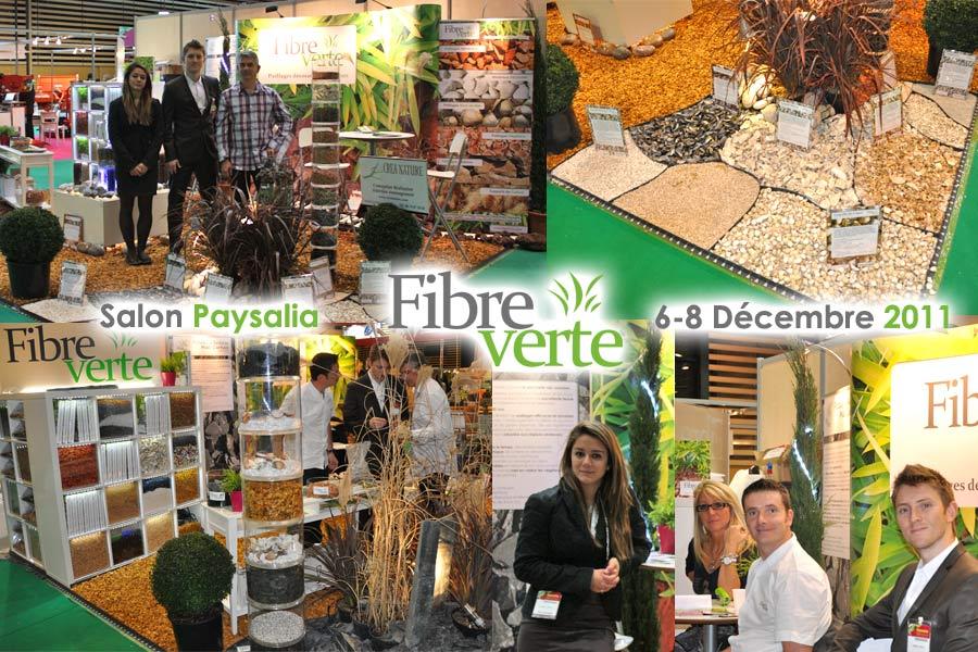Salon Paysalia 2011 - Fibre Verte