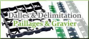 Dalles & Délimitation