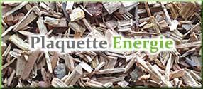 Plaquette Bois Energie